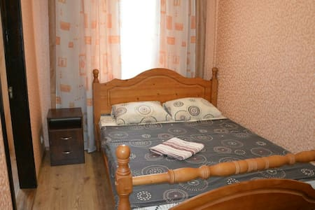Apartment in the heart of the Dnepr - two bedrooms