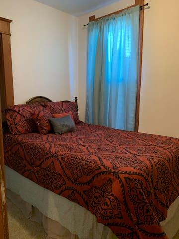 Bedroom #2 (full size), first floor.