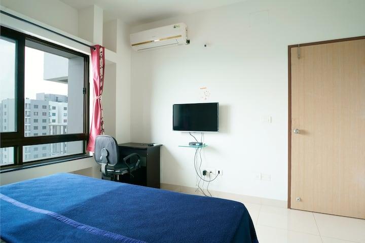 Fully furnished 2BHK in Hinjewadi