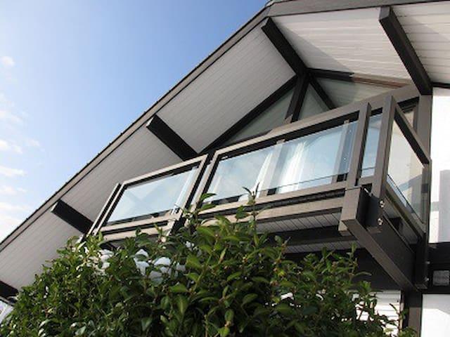 Modernes Traumhaus im Grünen - Kalkar - Casa
