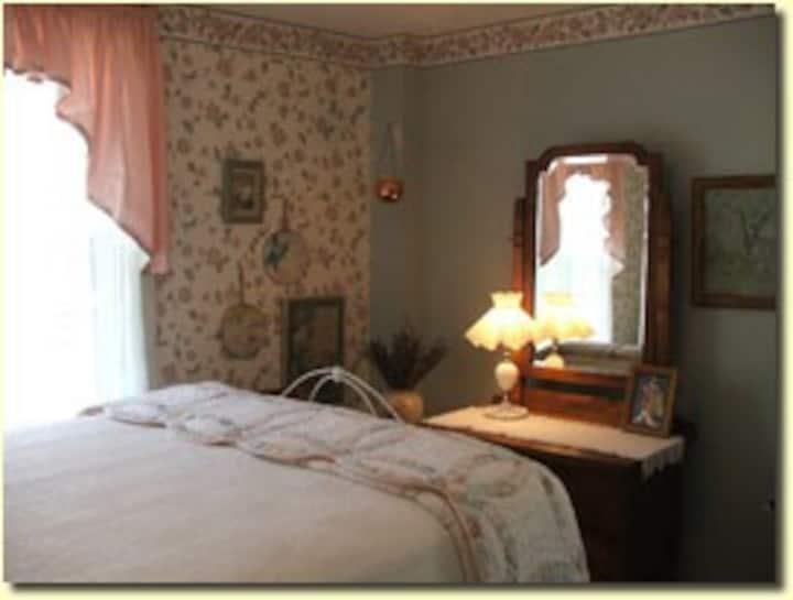 Oriental Blue Room