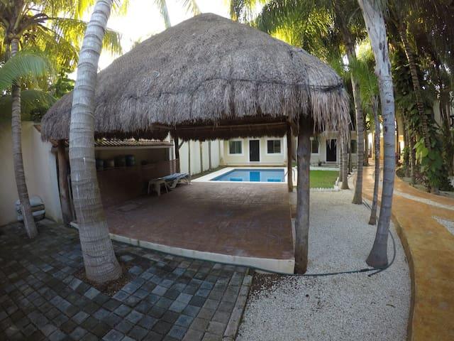 Un paraíso para 8 para vivir como cancunenese - Alfredo V. Bonfil - Rumah
