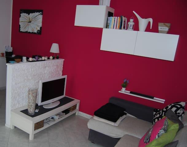 Grazioso ed ampio bilocale a Pesaro - Pesaro - Appartement