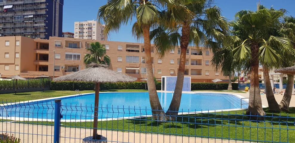 Fantastic apartment 5 minutes from the beach