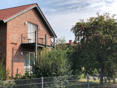 1,5 Zi-Apartment mit Südbalkon