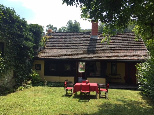 Kleines Häuschen in Küb  / Reichenau am Semmering