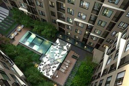 Condo Sathorn Studio Wifi ETC - Condominium