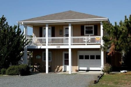 Blessed Peace-Duplex - Holden Beach - House