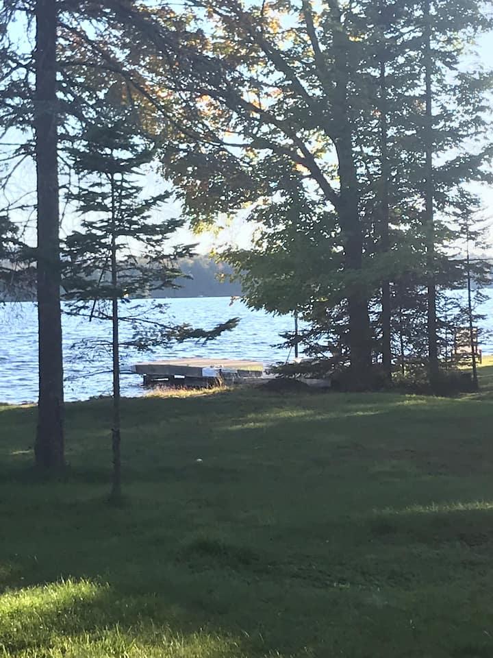 Fourth Lake Serenity