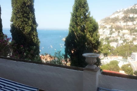 Rosas(Canyelles)-Beautiful house with amazing view - Roses - Lejlighed