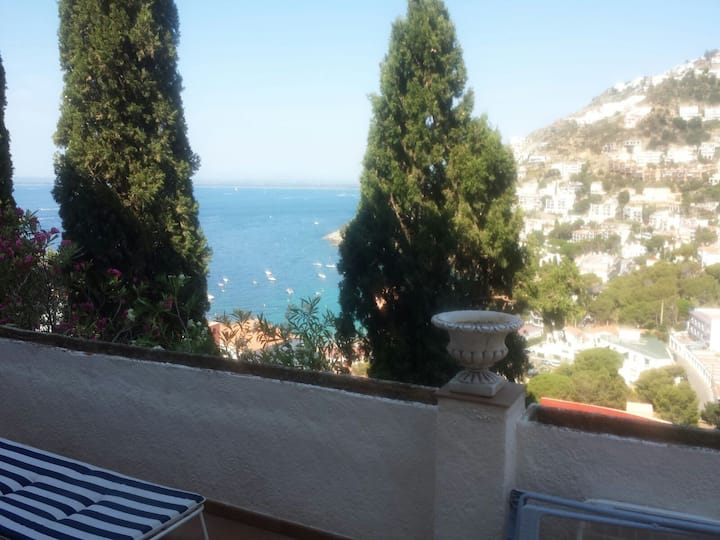 Rosas(Canyelles)-Beautiful house with amazing view