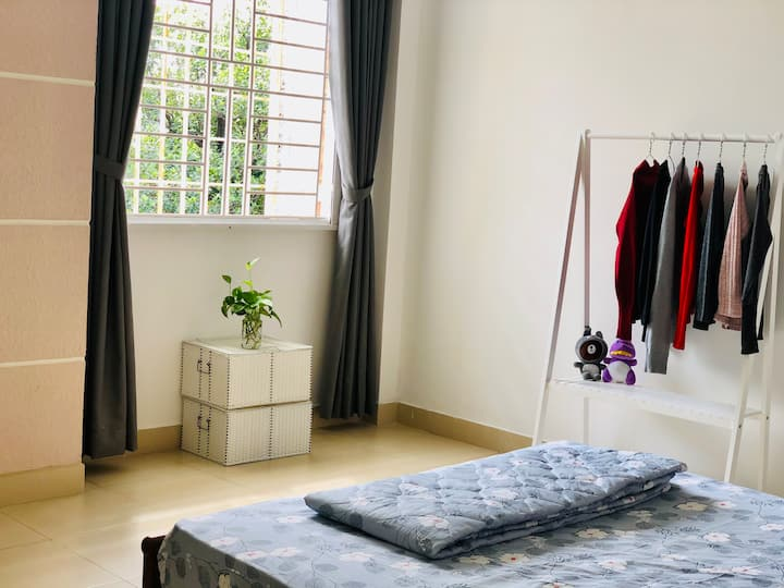 Peaceful space in Center HoChi Minh-Sissi Home