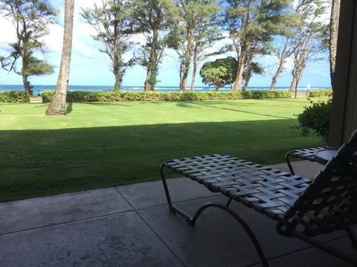 Pono Kai Resort #D101- 2BR Oceanfront Condo!