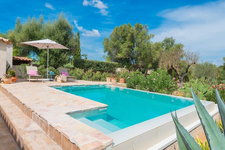 CAN PINA - ADULTS ONLY (ECO CASCADA) - Villa for 2 people in Costitx.