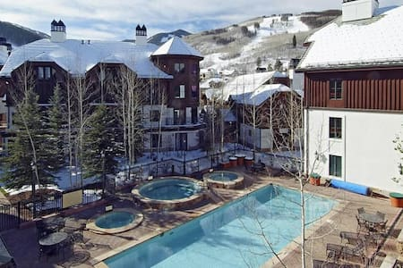 Hyatt Residence Mountain Lodge @ Beaver Creek 2BR