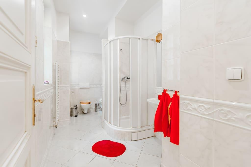 prague apartment-pragueforyou-Bathroom