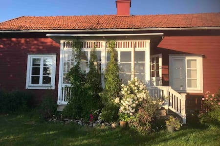 Charming cottage from 19 th century