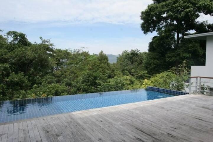 Contemporary Holiday Home in Phuket - Tambon Kammala - Villa