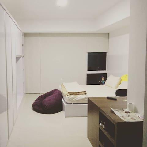 Apartemen (Studio) U Residence Tower 2 Karawaci