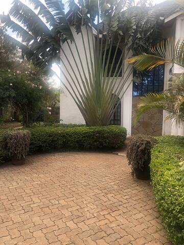 Serene Hillcrest Villa