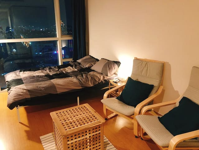 [STAY#3]Han-RiverVeiw,NETFLIX,Near Dangsan Station