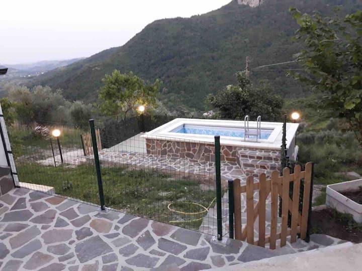 Casa Ginetta. Relax in collina