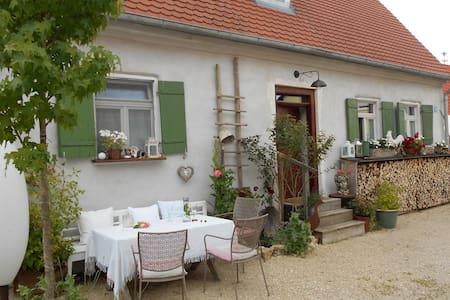 Wunderschönes Bauernhaus - Oase der Ruhe! *** - Ederheim - Lejlighed