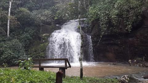 Sitio Recanto da Lua. Your connection with nature