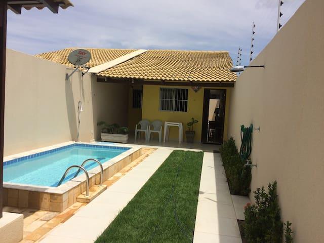 Aluga-se casa de Praia - Paripueira - Huis