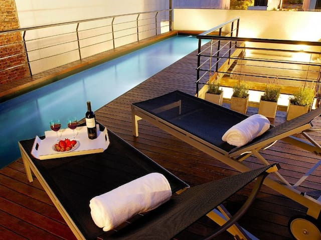 Amazing House with Private Pool - Palermo SoHo