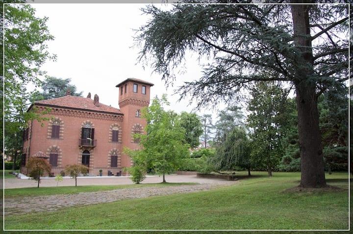 Villa OttoQuadri ad uso esclusivo