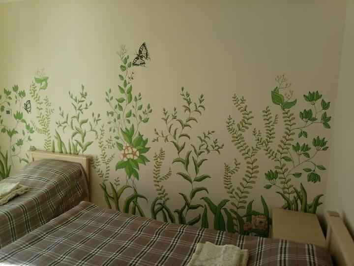 1-к квартира с видом на скалу Слон в г.Яремче