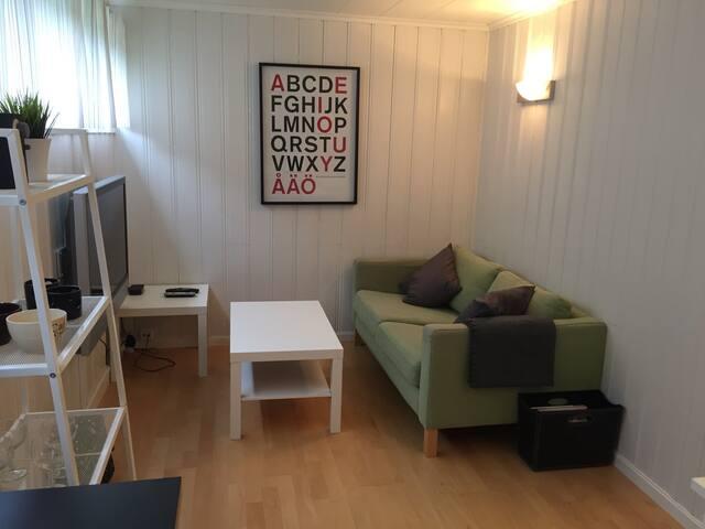 Ferieleilighet med 2 soverom - Kristiansand - Daire