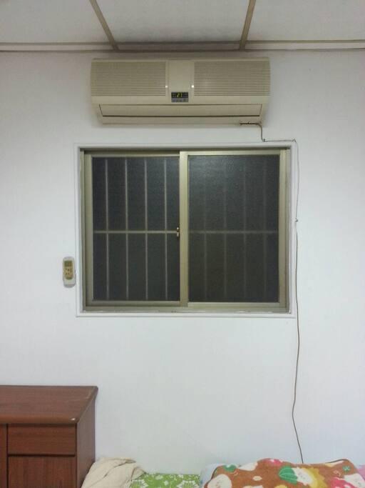 不收冷氣費用
