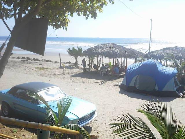 Tent on the Beach of Santa Elena - Simón Bolívar - Tält