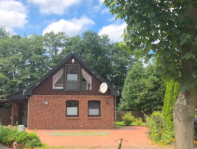 Ferienhaus am Alfsee / Rieste für bis zu 8 Person
