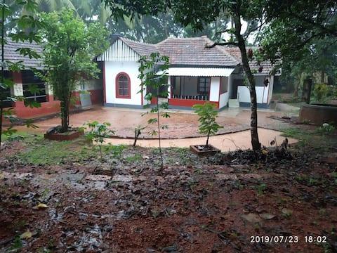 BB Home Stay, Calm space in Kumbla
