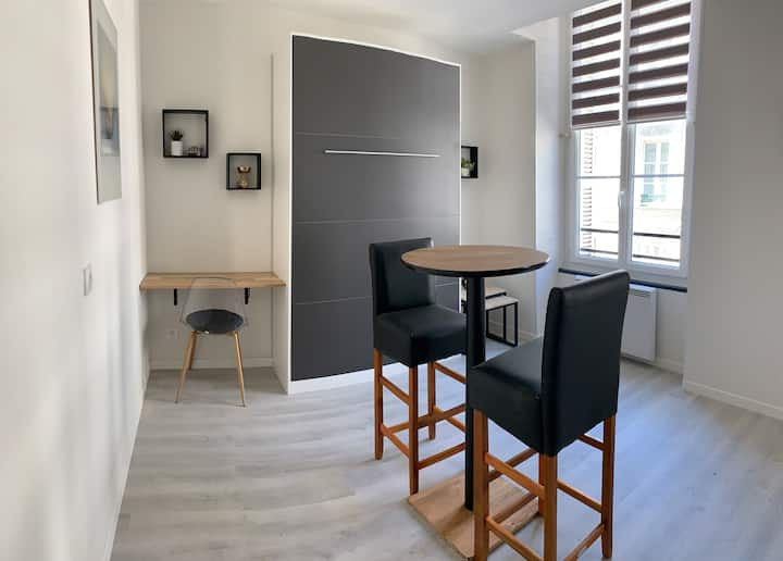 Lysbed - Studio Gaïa - Angers hyper-centre