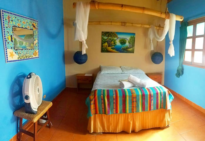 Secret Cove Inn #3 - San Juan del Sur - Oda + Kahvaltı