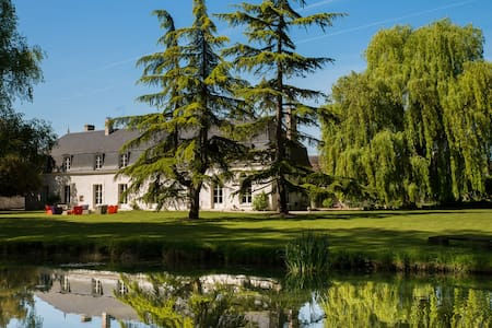 La Feuillaie - Saint-Ay - Pousada