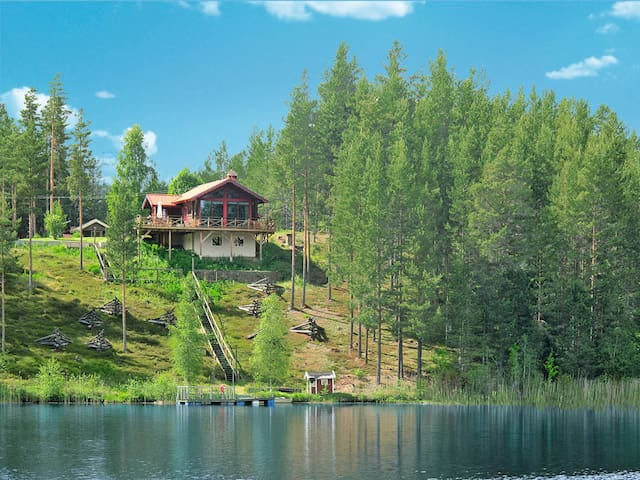 Holiday home See Siljan for 6 persons