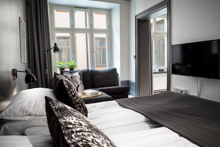 Apartment in the heart of Stockholm