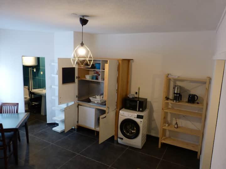 Appartement gare Saint-Roch