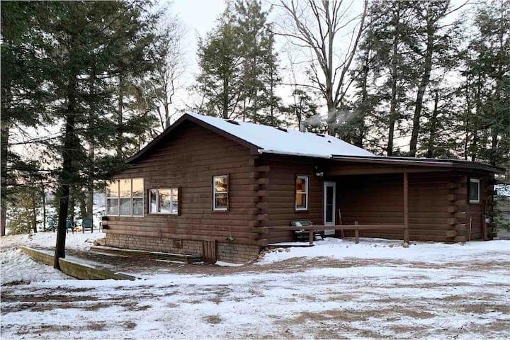 Sunset Lodge on Pickerel Lake