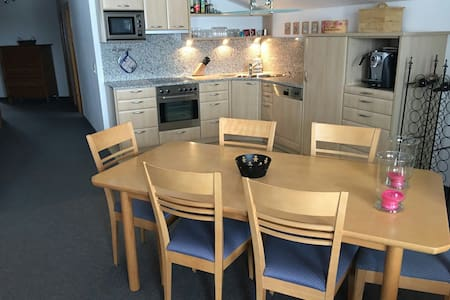 A high-quality furnished Penthouse-Apartment - Altenmarkt im Pongau