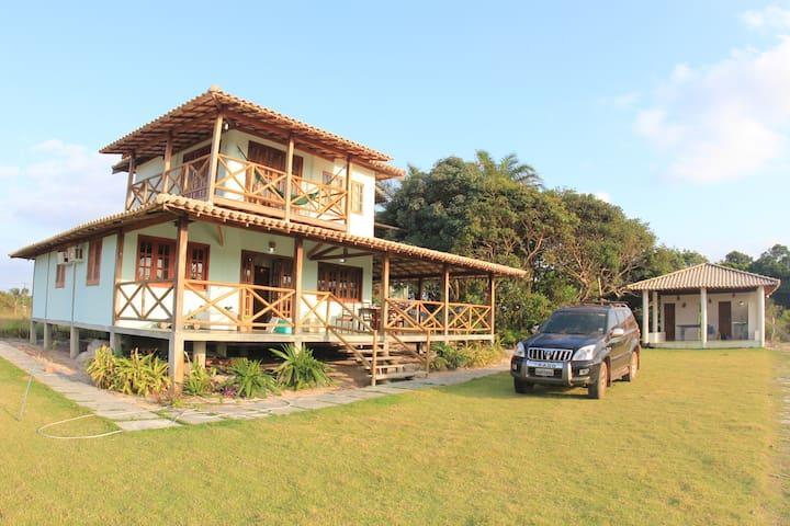 GREEN HOUSE BARRA GRANDE-BA - Barra Grande - Hus