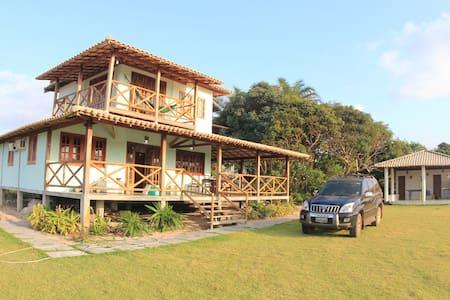GREEN HOUSE BARRA GRANDE-BA - Barra Grande