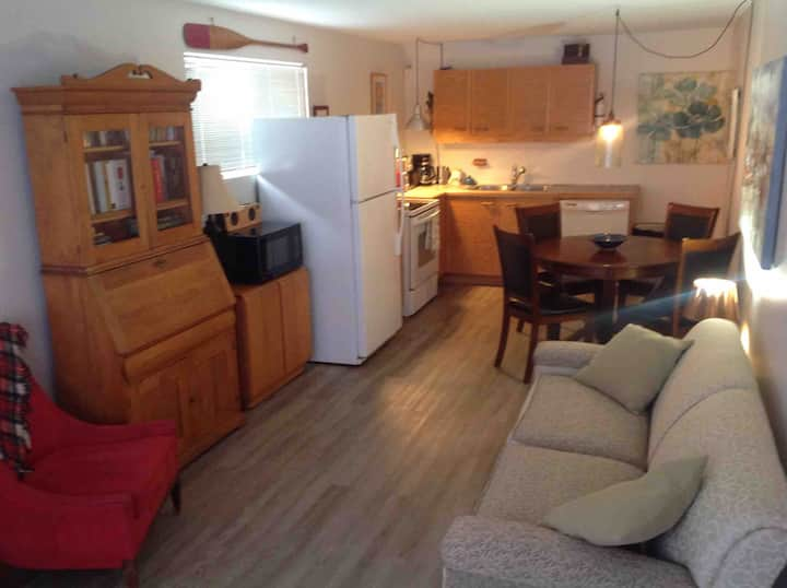 Magog, appartement 2-1/2 en Estrie
