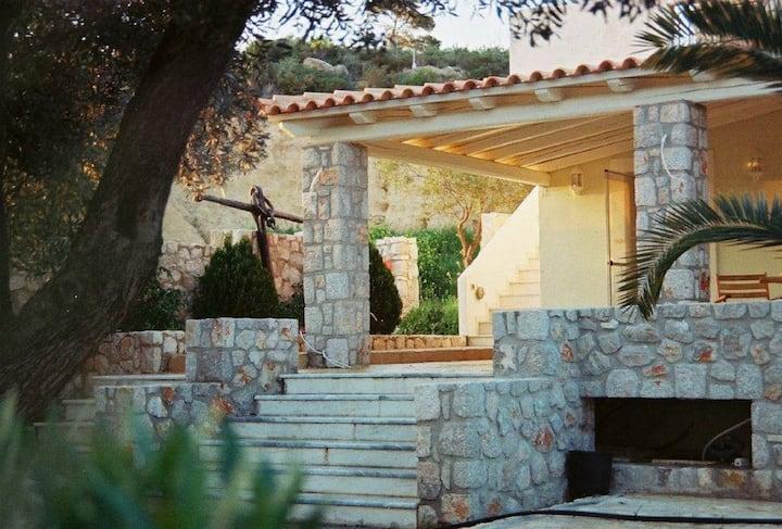 Villa Marialina Ground Floor  Agios Aimilianos