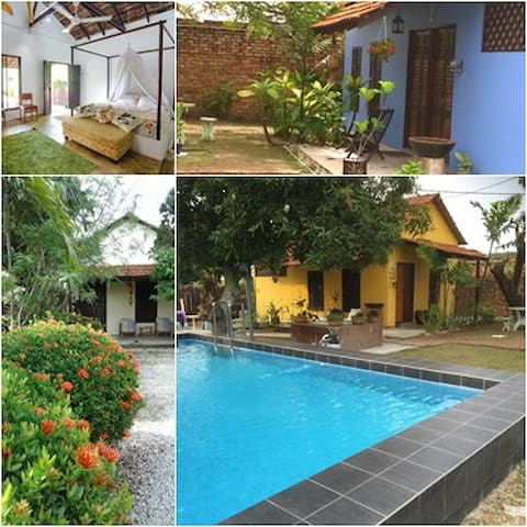 Private Pool Homestay for 16 Pax - Malaka - Bungalo